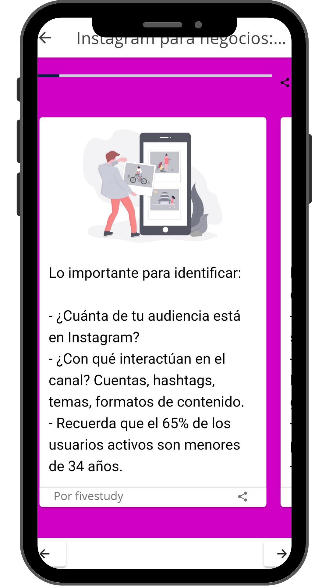 instagram para negocios aplicaciones cognitios fivestudy