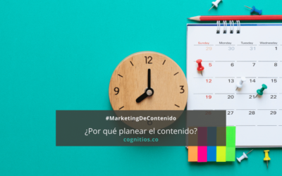 Inbound Marketing: La importancia de planear contenido